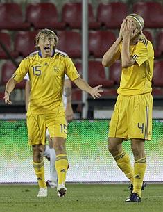 Евро-2012. Сборная Украины