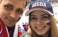 20 самых красивых болельщиц на чемпионате мира по хоккею