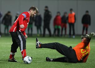 «Следующий товарищеский матч сборная России проведет со сборной Кадырова»