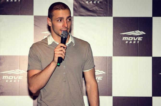 Даниил Мове: «Я готов к переходу в «Формулу-1»