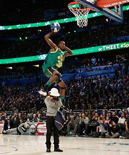 8 вещей, которые мы запомнили на Звездном Уикенде НБА