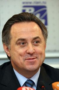 Виталий Мутко: «Не знаю, кому нужны разговоры о моей отставке»