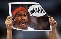 «Мяч не врет!». Почему в НБА скучно без Рашида Уоллеса