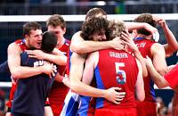 Лондон-2012. Волейболисты и другие герои дня. Фотохроника