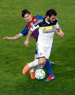 «Барса» и «Челси» играли в антифутбол»