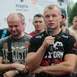 Алексей Жернаков: «Да, Шлеменко упертый, но это чемпионская черта»