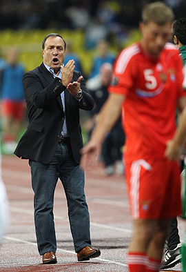 «Мы потерпели тренерское поражение – пусть и с нулевым счетом»