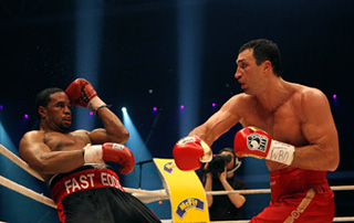 «Проигнорировав бой Кличко, американцы просчитались»