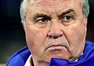 «Хиддинк потерял фарт, когда отказался работать с «Челси»