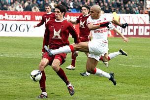 В футбол по-быстрому