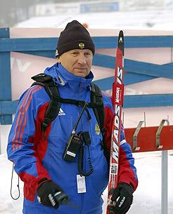 Валерий Польховский: «Без головы в биатлоне делать нечего»