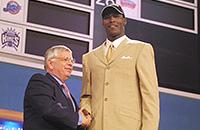 Перцептивная слепота. Драфт НБА-2001