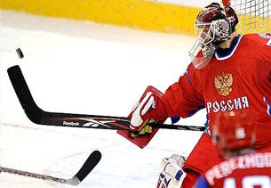 «Любопытно: русский вратарь играет в Америке, а американский – в России»
