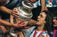Последний раз, когда Аргентина выиграла что-то важное