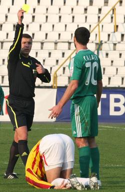 «Игры кавказских команд напоминают Евровидение»