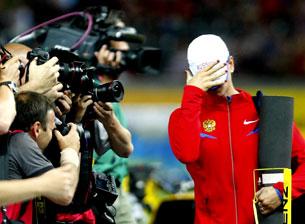 Елена Исинбаева: «Мне стыдно смотреть в глаза тренеру»