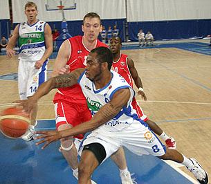 Лионел Чалмерс: «Сургут может стать большим баскетбольным городом»