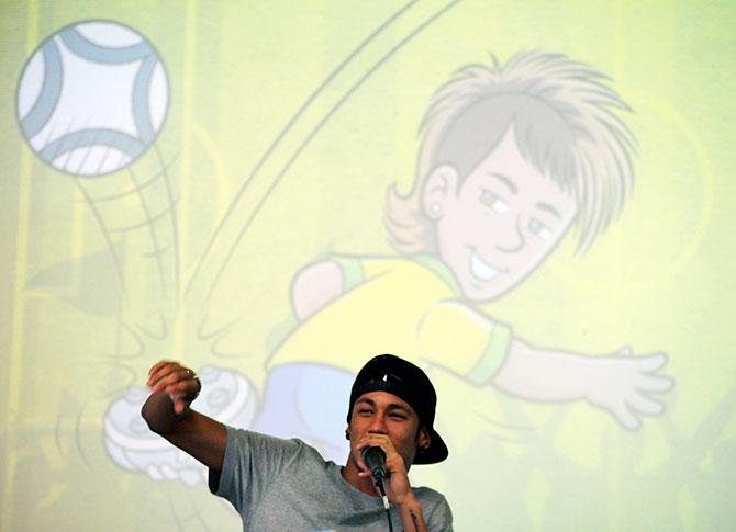Неймар: футбольный Бибер или будущее «Барселоны»?