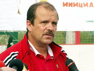 Александр Кишиневский: «А очень не хотелось выпускать президента на поле»
