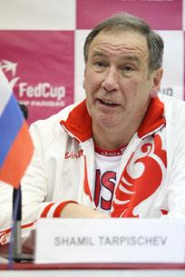 Шамиль Тарпищев: «Сто процентов, что в полуфинале сыграет Звонарева»