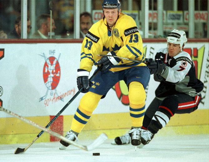 Легенды чемпионатов мира. 90-е