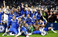 «Челси» выиграл Лигу чемпионов. Фотогалерея
