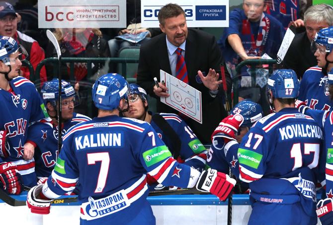 Юкка Ялонен: «Добьюсь успеха в СКА – можно будет и в НХЛ себя попробовать»