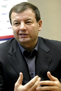 Сергей Кущенко: «Никогда не думал, что буду работать в биатлоне»