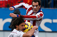 «Атлетико» громит «Реал», Харри Кейн взрывает лондонское дерби и другие события уик-энда
