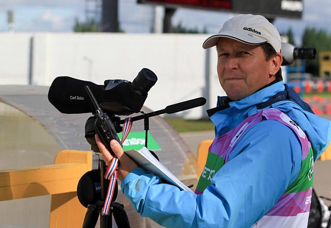 Валерий Медведцев: «Мне обидно за наш биатлон»