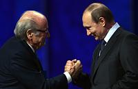 «Договаривались, что ЧМ получат две сверхдержавы – Россия и США». Опасны ли признания Блаттера?