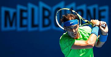 Шутник Надаль и еще 5 событий среды Australian Open-2012