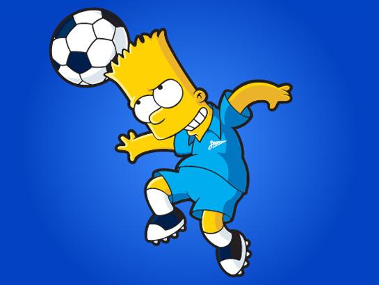 «Может, один из наших игроков станет персонажем «Симпсонов». Зачем «Зениту» мультики?