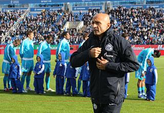 Лучано Спаллетти: «В конце прошлого сезона мне писали: «Оденься, старый придурок»