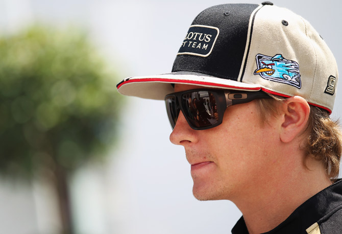 Сможет ли Райкконен стать восьмым победителем в сезоне-2012?
