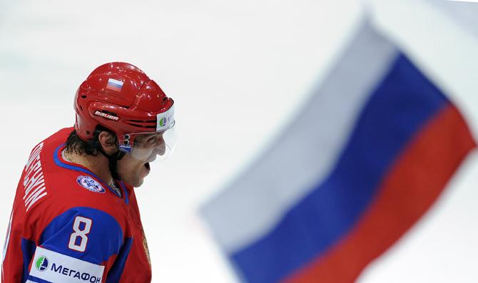 Как звезды НХЛ выступали в Евротуре