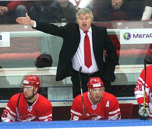 Милош Ржига: «По зарплате я, наверное, 15-й тренер в КХЛ»