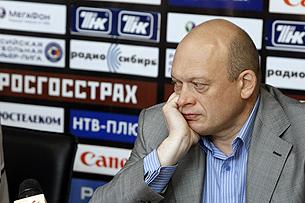 Юрий Степанов: «Я просто хочу попросить ребят подождать»