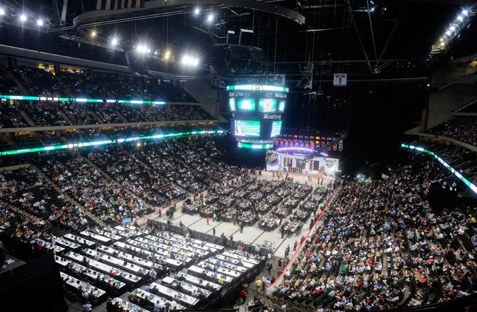6 причин следить за драфтом НХЛ-2012