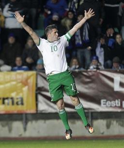 Евро-2012. Сборная Ирландии