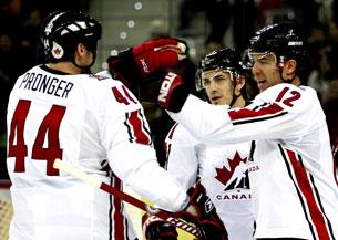 Хоккейный проспект. Канада