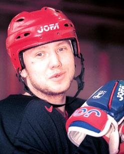 Равиль Якубов: «Многие считают хоккеистов дебилами. Но это не так»