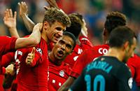 «Бавария» уничтожила «Арсенал»