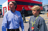 15 гонщиков Гран-при, чьи отцы тоже выступали в «Формуле-1»