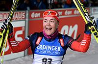 Екатерина Юрлова: «Пересмотрела золотую гонку один раз. Кажется, это не я бежала»