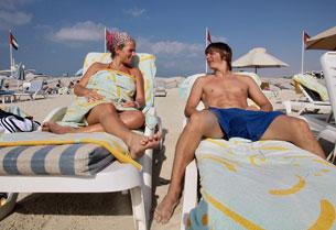 Юлия Аршавина: «Муж делает все возможное, чтобы уйти из «Зенита»