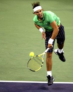 Рафаэль Надаль: «Теннис, он как Формула-1»