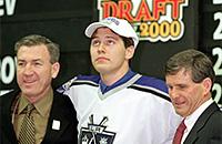 Русский драфт НХЛ-2000. Как это было