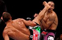 Лучшие нокауты в истории UFC