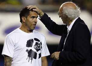«Если подпишем Тевеса, вся Аргентина с Месси начнут болеть за «Анжи»